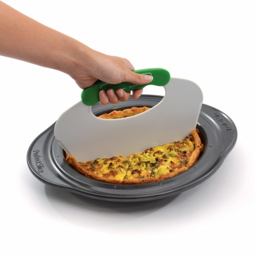 Форма для выпечки 36 х 30 х 4 см с инстр-м для нарезания