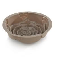 Форма для випічки, силікон (троянда), 25 х 25 х 8 см
