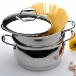 Кастрюля Zeno со вставкой для спагетти, диам. 24 см, 6,6 л