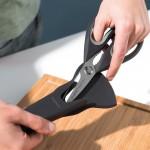 Ножиці кухонні в чохлі