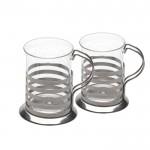 Набір з 2-х склянок чашок, 200 мл