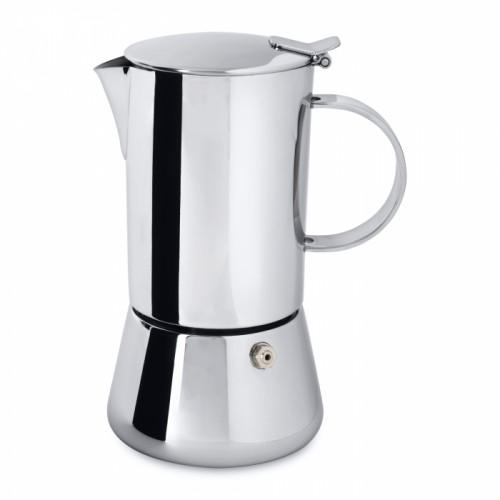 Гейзерная кофеварка для эспрессо, 0,24 л
