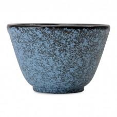 Набор чашек для чая чугунных, синие, 100 мл, 2 шт.
