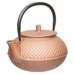 """Чайник заварювальний чавунний, """"золотий"""", 750 мл"""