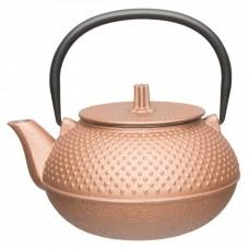 """Чайник заварочный чугунный, """"золотой"""", 750 мл"""