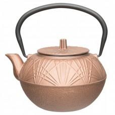 """Чайник заварочный чугунный, """"золотой"""", 1 л"""