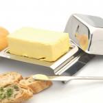 Маслянка Combo з ножем, 19,3х12 см