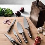 Набор ножей в колоде Redwood, 7 пр.