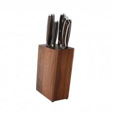 Набір ножів в колоді Redwood, 7 пр.
