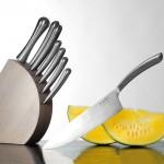 Набор ножей в колоде Concavo, 8 пр.