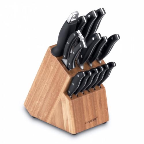 Набор ножей в колоде, 15 предм.