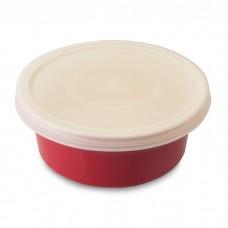 Набір круглих форм для випічки Red Line з кришками,діам. 14,5