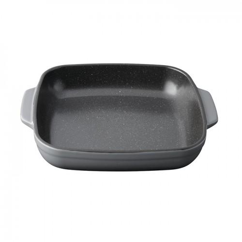 Форма керамическая для выпечки GEM, квадратная, 2 л, 23 x 23 x 5 см