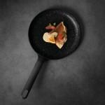 Сковорода для блинов с антипригарным покрытием GEM, диам. 24 см, 0,5 л