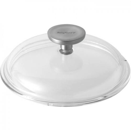 Кришка до посуду GEM, скляна, 18 см
