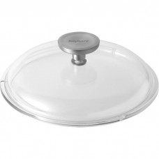 Крышка к посуде GEM, стеклянная, 20 см