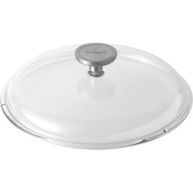 Крышка к посуде GEM, стеклянная, 24 см