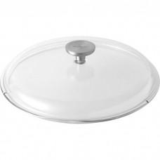 Крышка к посуде GEM, стеклянная, 28 см