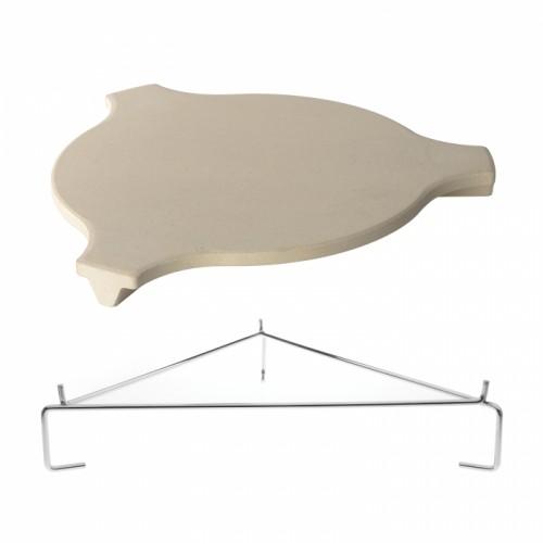 Отсекатель жара и решетка, 45 х 41 см