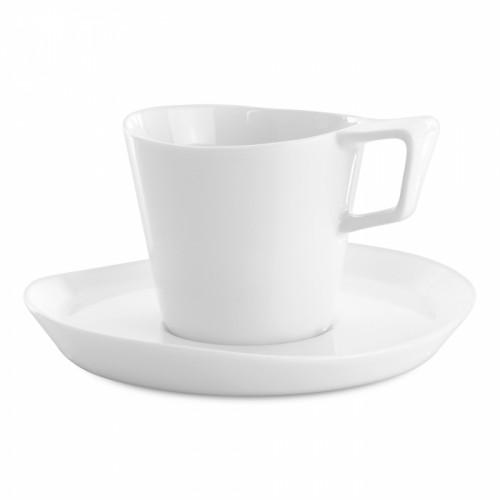 Чашка для чая Eclipse, с блюдцем, 240 мл, 2 шт.