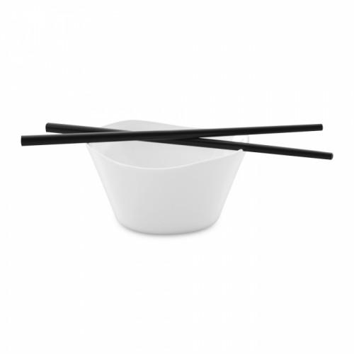 Мисочка для рису з паличками Eclipse (2 шт.) 11х11,5х6 см