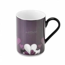 Набор кружек Lover by Lover, фиолетовые, 300 мл, 2 шт.