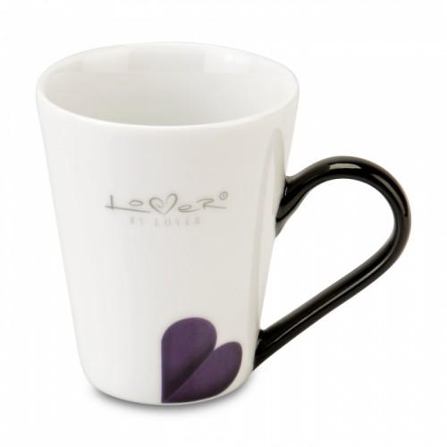 Набор кружек Lover by Lover, белые, 250 мл, 2 шт.