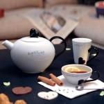 Чайник для чаю (кава) Lover by Lover, білий, 1,2 л