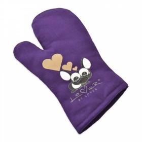 Рукавичка кухонная Lover By Lover, фиолетовая