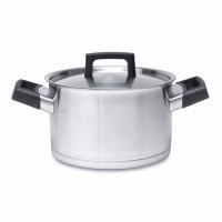 Кастрюля RON с металлической крышкой, диам. 20 см, 3,7 л