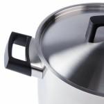 Кастрюля RON с металлической крышкой, диам. 24 см, 6,4 л
