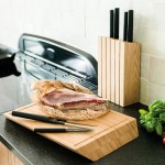 Колода для ножей RON, 15 x 8,5 x 26 см