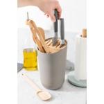 Подставка для ножей и кухонных приборов  LEO, 14,5 х 14,5 х 24 см