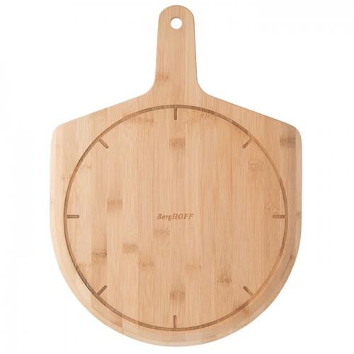 Лопата для пиццы LEO, деревянная, диам. 30,5 см