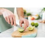 Ніж для чищення овочів LEO, з покриттям, 8,5 см