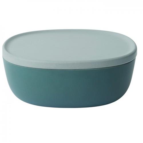 Миска для салата LEO, с крышкой-подносом, 3 л