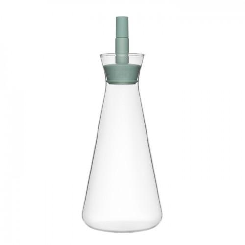 Пляшка для олії з дозатором LEO, скляна, 0,5 л