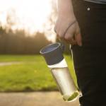 Пляшка для води LEO, пластикова, 0,5 л