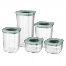 Набор контейнеров со смарт-системой хранения LEO, 5 шт.