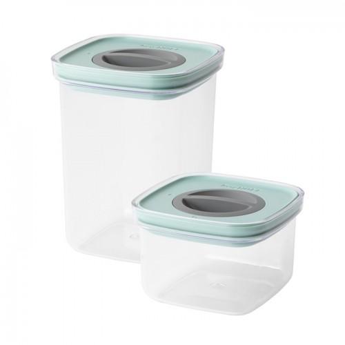 Набор контейнеров для еды со смарт-системой хранения LEO, 2 пр.