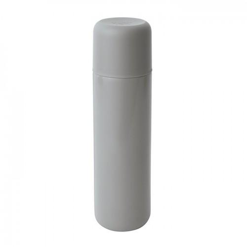 Термофляга LEO, серая, 0,5 л