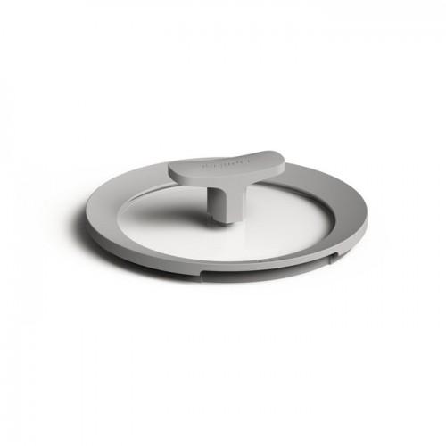 Крышка стеклянная LEO, диам. 18 см