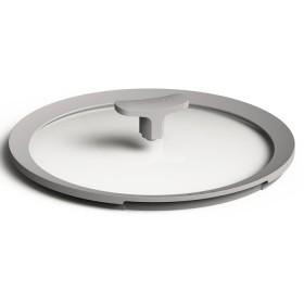 Кришка скляна LEO, діам. 26 см