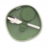 Набір для салату зі столовими приборами LEO