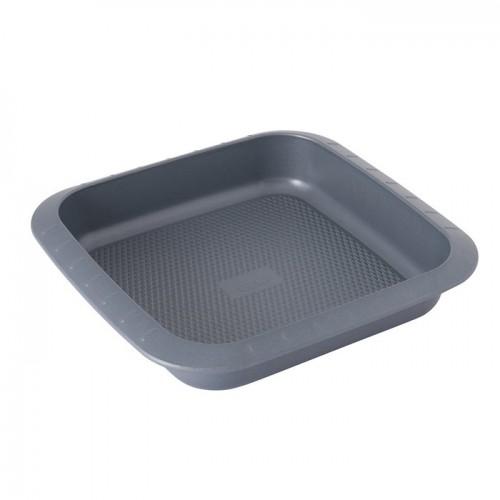 Форма для випікання GEM, металева, квадратна, 22 х 22 х 5 см