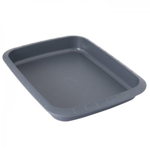 Форма для випікання GEM, металева, прямокутна, 34 х 25,5 х 5 см
