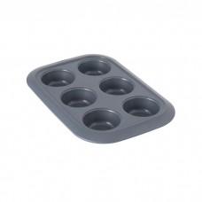 Форма для капкейков GEM, прямоугольная, внутр. разм. 6,5 х 6,5 х 2,5 см