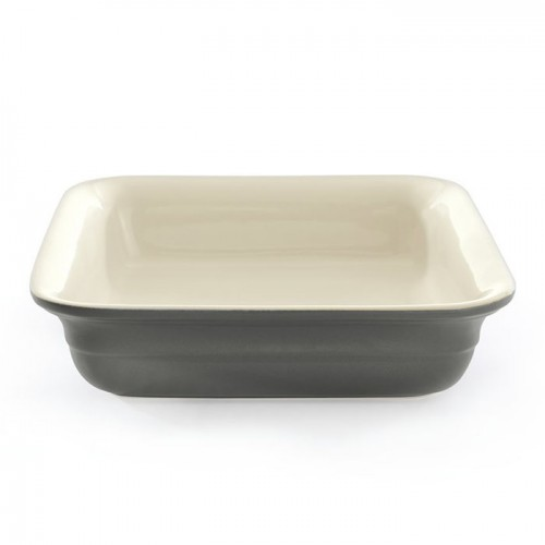 Форма для випікання, керамічна, квадратна, 24 х 24 х 6 см
